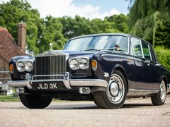 Navigate to Lot 148 - 1971 Rolls-Royce Silver Shadow