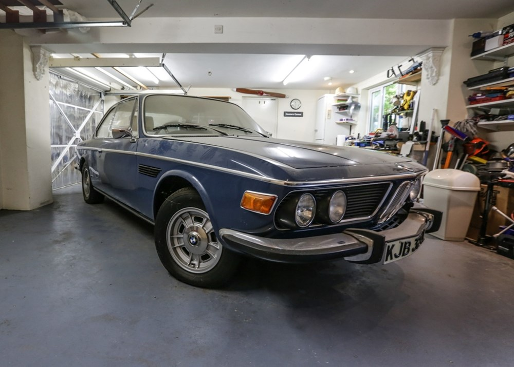 Lot 114 - 1972 BMW 3.0 CSi