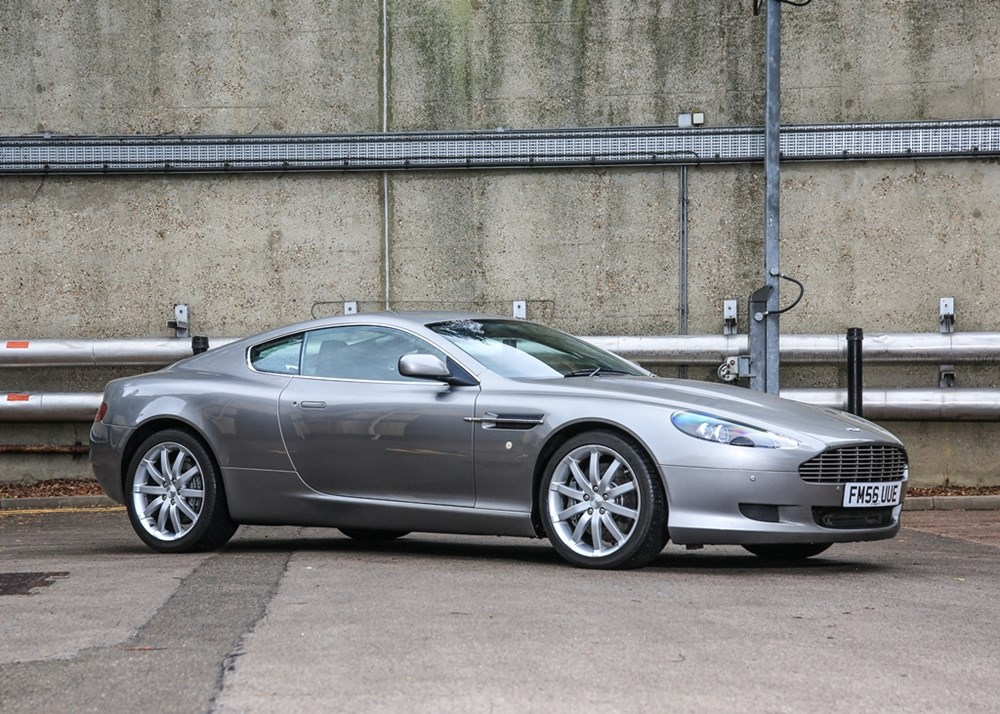 Lot 239 - 2007 Aston Martin DB9 Coupé
