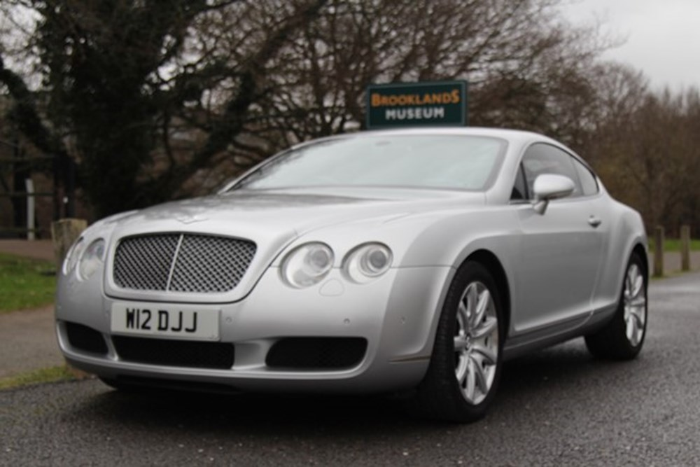 Lot 144 - 2004 Bentley Continental GT