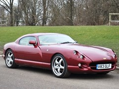 Navigate to Lot 311 - 2000 TVR Cerbera Speed-Six