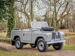 "Navigate to Lot 272 - 1968 Land Rover Series IIA (88"")"