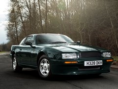 Navigate to Lot 319 - 1991 Aston Martin Virage