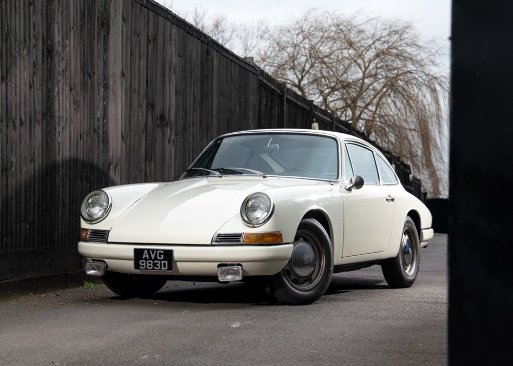 Lot 254 - 1966 Porsche 912 Coupé