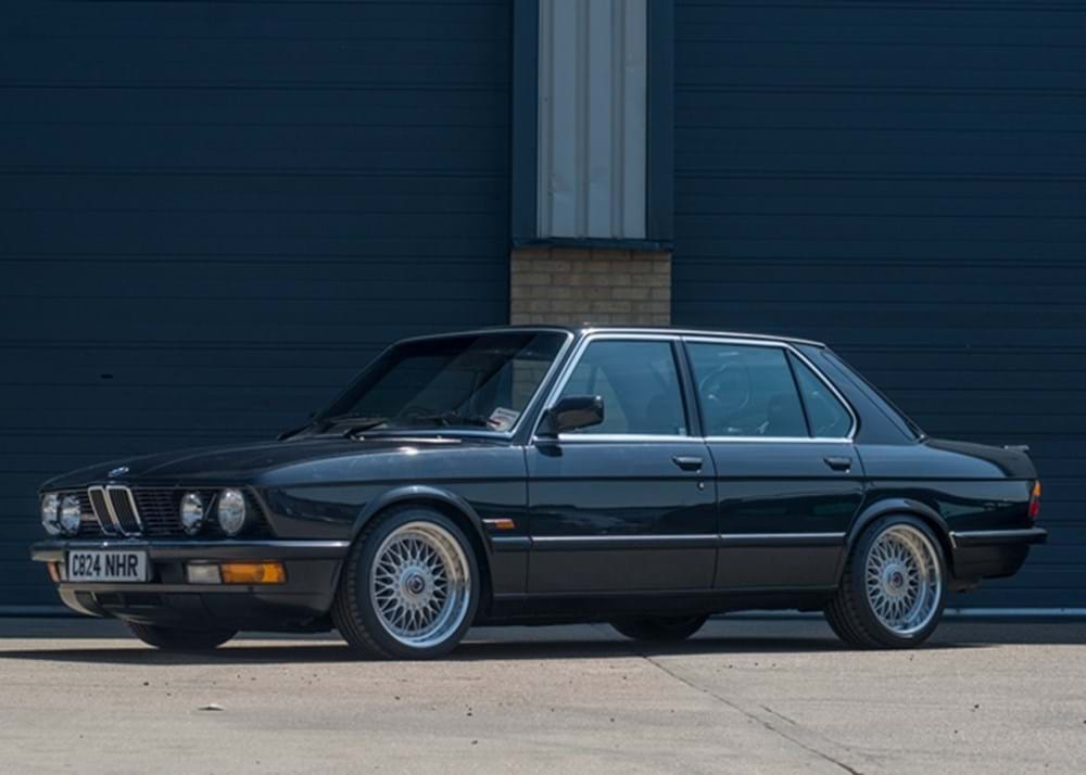 Lot 173 - 1985 BMW Alpina B10 (E28)