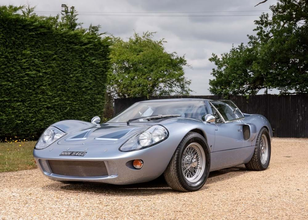 Lot 200 - 1995 Ford GT40 Mk. III Evocation by KVA
