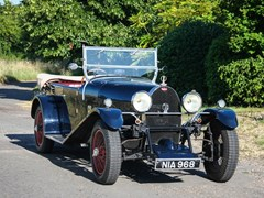 Navigate to Lot 261 - 1971 Bugatti Type 44 by TEAL