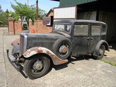 Navigate to Lot 302 - 1934 Morris Oxford Twenty