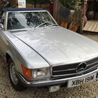 1973 Mercedes Benz 450SL -