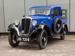 Navigate to Lot 260 - 1935 Morris Eight Pick-up