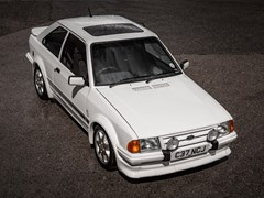 Navigate to Lot 133 - 1986 Ford Escort RS Turbo Series I