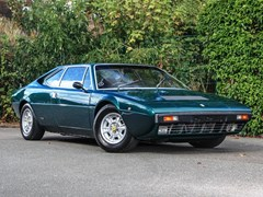 Navigate to Lot 215 - 1976 Ferrari 308 GT4 Dino