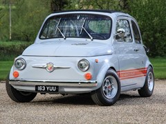 Navigate to Lot 156 - 1972 Fiat 595 EsseEsse Tribute