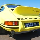 Porsche 911RS (yellow) -