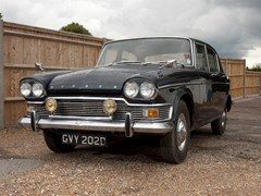 Navigate to Lot 220 - 1966 Humber Imperial