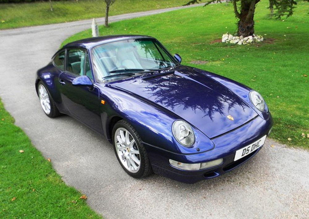 Lot 230 - 1994 Porsche 911/993 Carrera C2