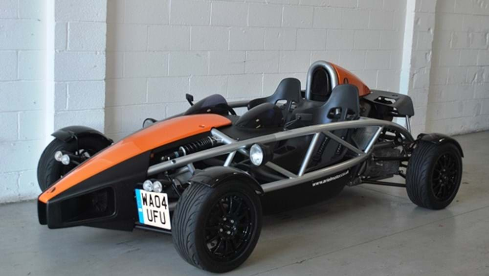 Ref 105 2004 Ariel Atom - Classic & Sports Car Auctioneers