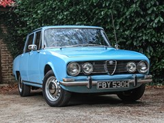 Navigate to Lot 104 - 1969 Alfa Romeo 1750 Berlina