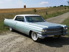 Navigate to Lot 296 - 1964 Cadillac Coupé de Ville
