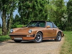 Navigate to Lot 222 - 1979 Porsche 911 SC Targa