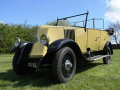 Navigate to Lot 342 - 1928 Renault Type NN Tourer/Utility Car