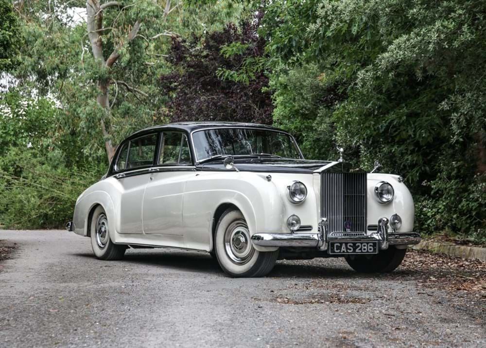 Lot 230 - 1960 Rolls-Royce Silver Cloud II