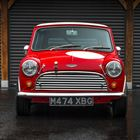 Ref 114 1995 Rover Mini SPi Cooper Supercharged -