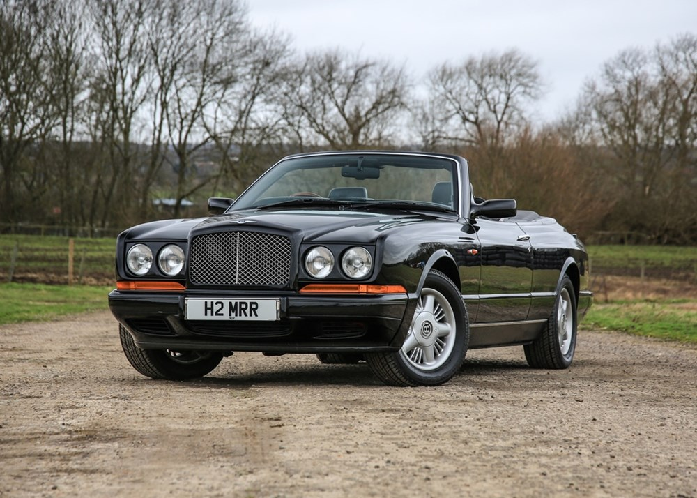 Lot 304 - 1996 Bentley Azure