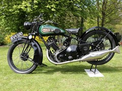 Navigate to Lot 387 - 1929 BSA L29 350cc Sloper
