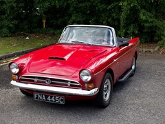 Navigate to Lot 231 - 1965 Sunbeam Tiger