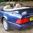 1997 Mercedes-Benz SL320 Roadster -