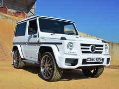 Navigate to Lot 216 - 1986 Mercedes-Benz 280 SE G-Wagon