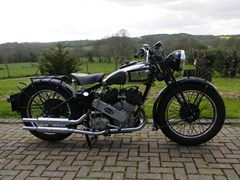 Navigate to Lot 134 - 1939 12837 1000 V-Twin