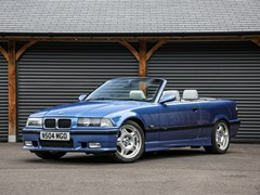 Navigate to Lot 242 - 1996 BMW E36 M3 Evolution Convertible