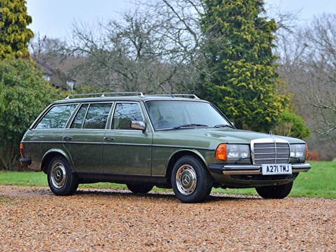 Ref 35 1983 Mercedes-Benz 280 TE Estate
