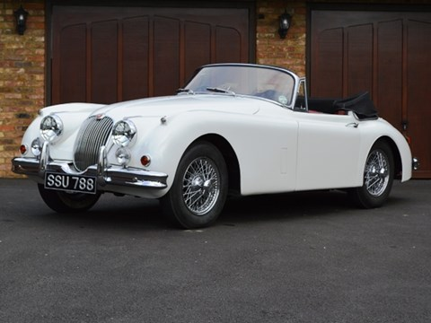REF 27 1960 Jaguar XK150 SE Drop Head Coupe