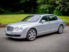Navigate to Lot 256 - 2006 Bentley Flying Spur