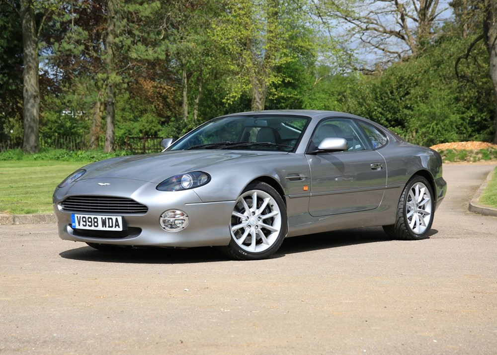 Ref 177 2000 Aston Martin Db7 Vantage