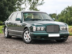 Navigate to Lot 279 - 2000 Bentley Arnage Red Label
