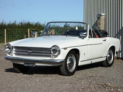 Navigate to Lot 261 - 1963 Innocenti 1100S Spider