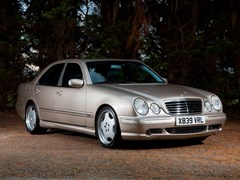 Navigate to Lot 232 - 2000 Mercedes-Benz E55 AMG Saloon