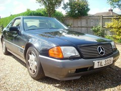 Navigate to Lot 272 - 1993 12987 SL500  **WITHDRAWN**