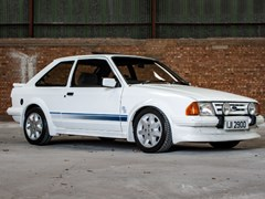 Navigate to Lot 161 - 1985 Ford Escort R.S Turbo Mk. I