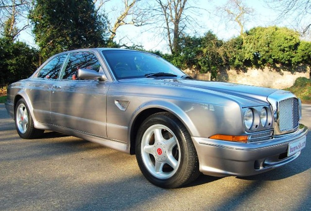 Lot 303 - 1999 Bentley Continental R by Mulliner Park Ward *WITHDRAWN*