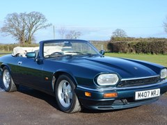 Navigate to Lot 255 - 1994 Jaguar XJ-S Convertible