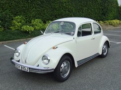 Navigate to Lot 205 - 1971 13105 Beetle 1300