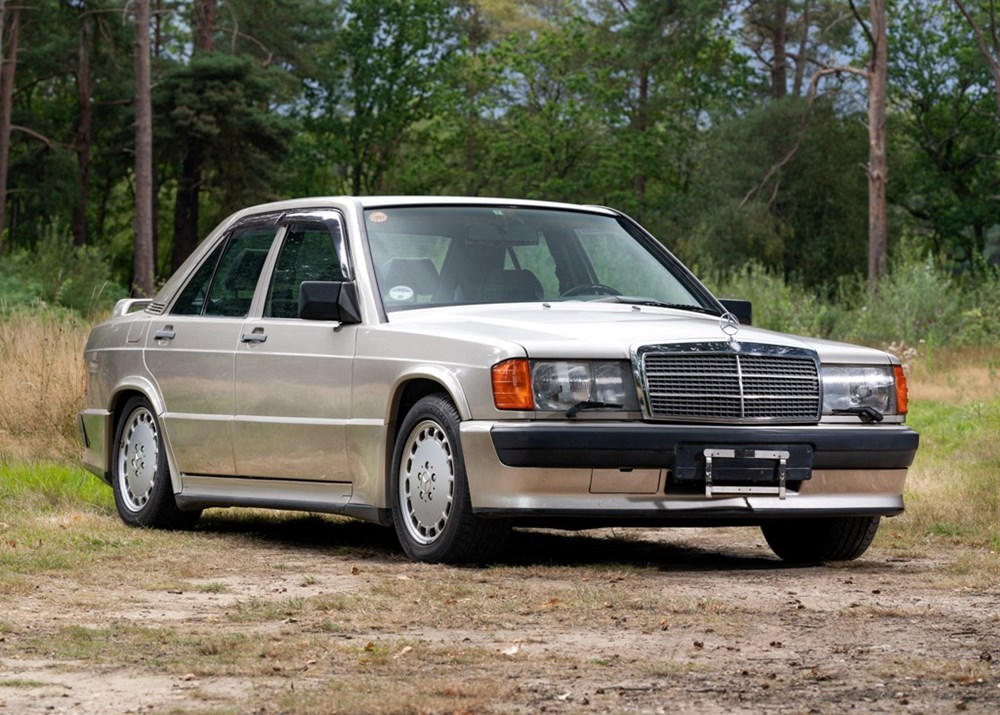 Lot 169 - 1989 Mercedes-Benz 190E 2.5 16V Cosworth