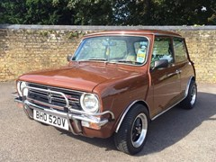Navigate to Lot 271 - 1980 Leyland Mini GT Clubman (1275cc)
