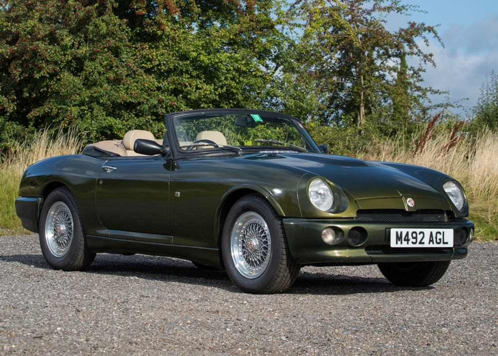 Lot 123 - 1994 MG RV8