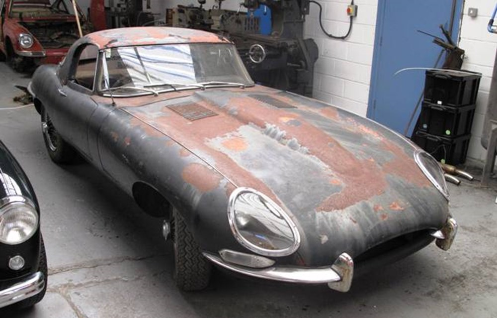 Project Restoration Cars For Sale